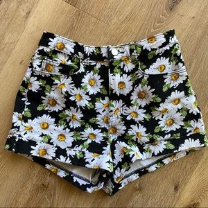 American Apparel High Waisted Daisy Jeans